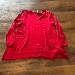 Sweater tunic